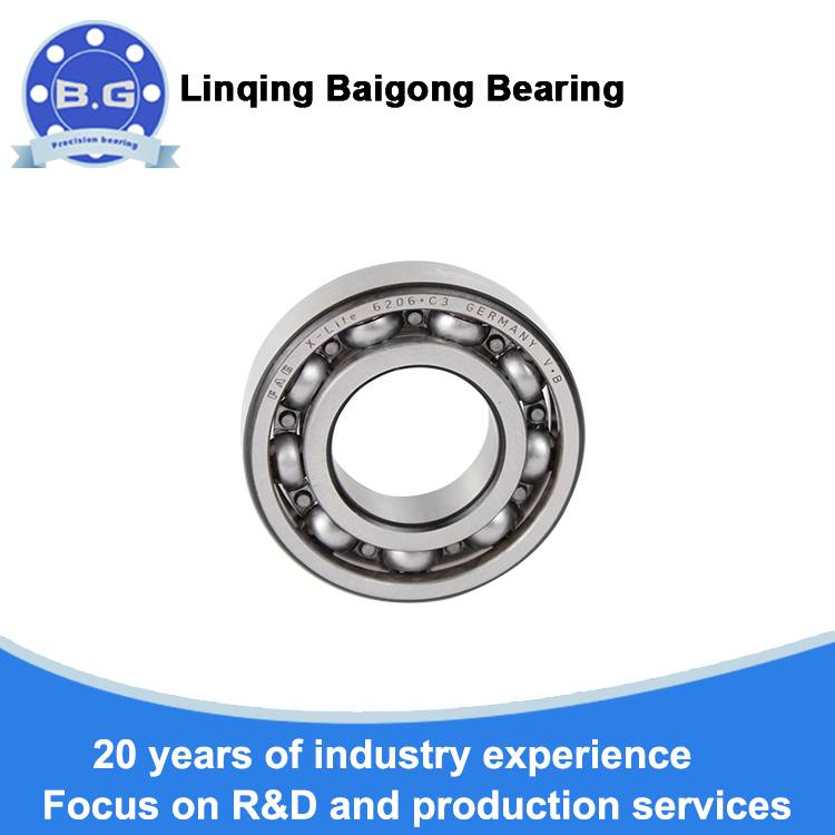 China OEM Angular Ball Bearing -                 FAG non-standard bearings             – Baigong