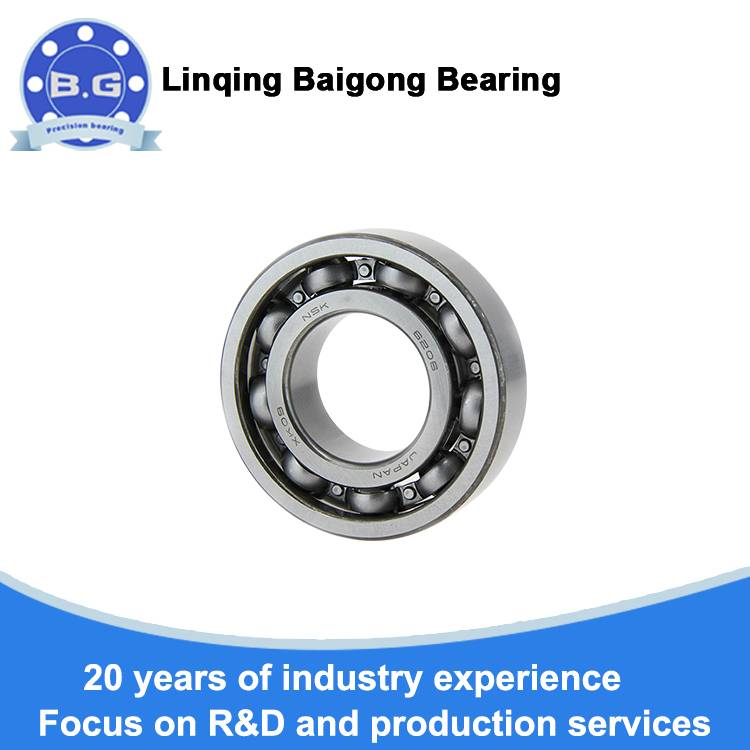 Special Design for Grooved Roller Bearings -                 NSK non-standard bearings             – Baigong