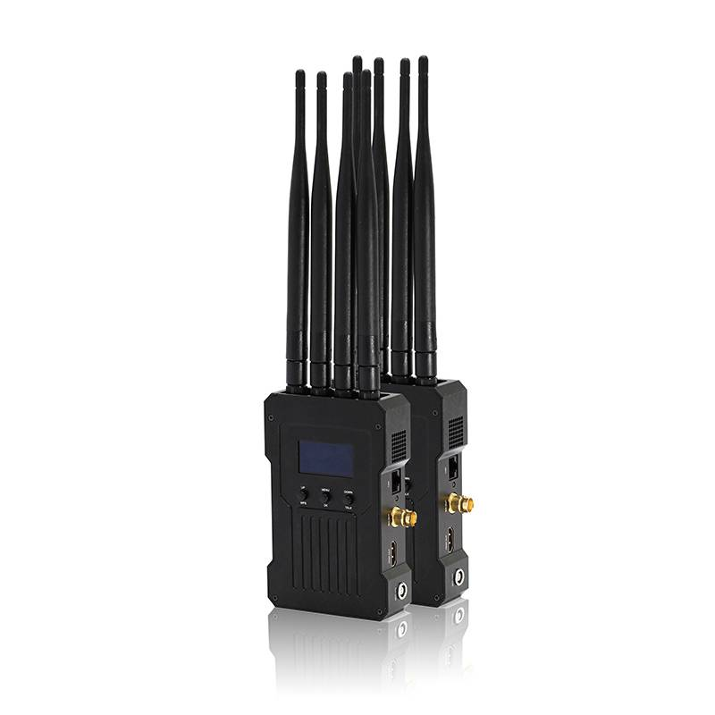 China Cheap price Wireless Video Transmission System For Film - Long Range 2624ft. Wireless Video Transmission System – Brocade Group