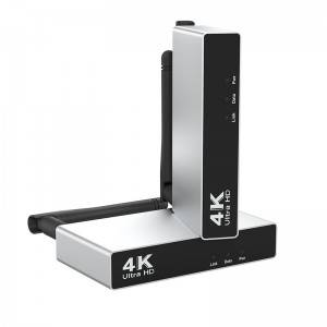 Ultra Long-Range Wireless 4K HDMI Extender Tran...