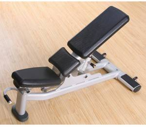 Red Color Multi Adjustable Dumbbell Bench BS-A-...