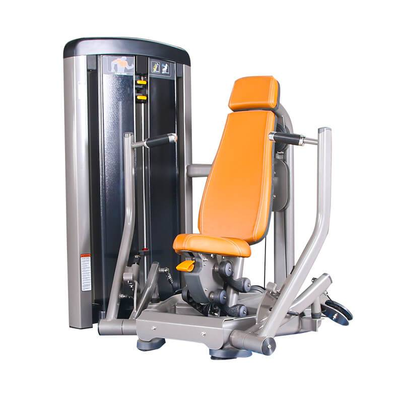 Top Suppliers Hip Adductor - Commercial Chest Press Machine BS-ANS-3001 – Baisheng