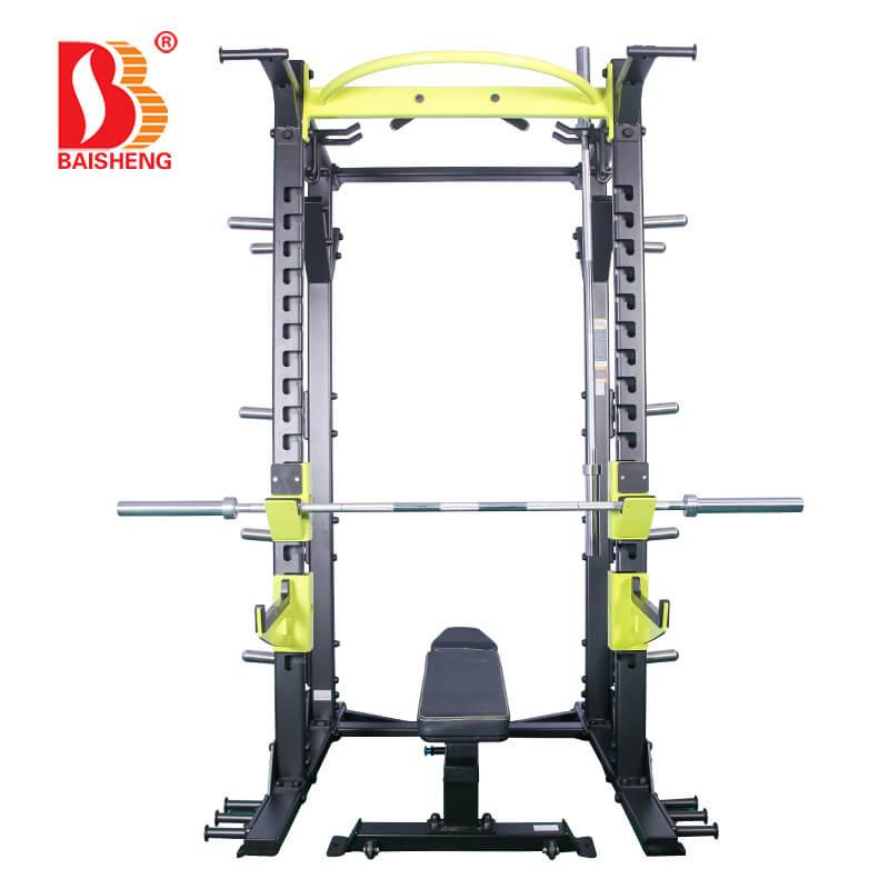 Best Price on Butterfly Machine - Power Rack BS-F-1051 – Baisheng