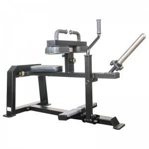 Hot-selling Full Gym Equipment - Plate Load Seated Calf Raise BS-F-1028 – Baisheng
