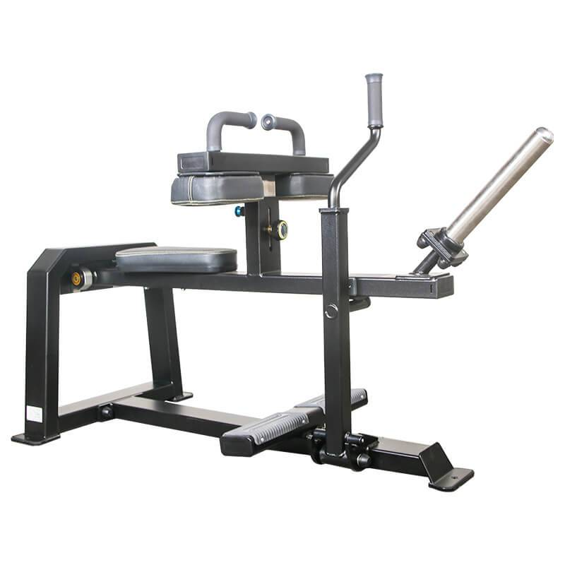 Online Exporter Adjustable Dedcline Bench - Plate Load Seated Calf Raise BS-F-1028 – Baisheng