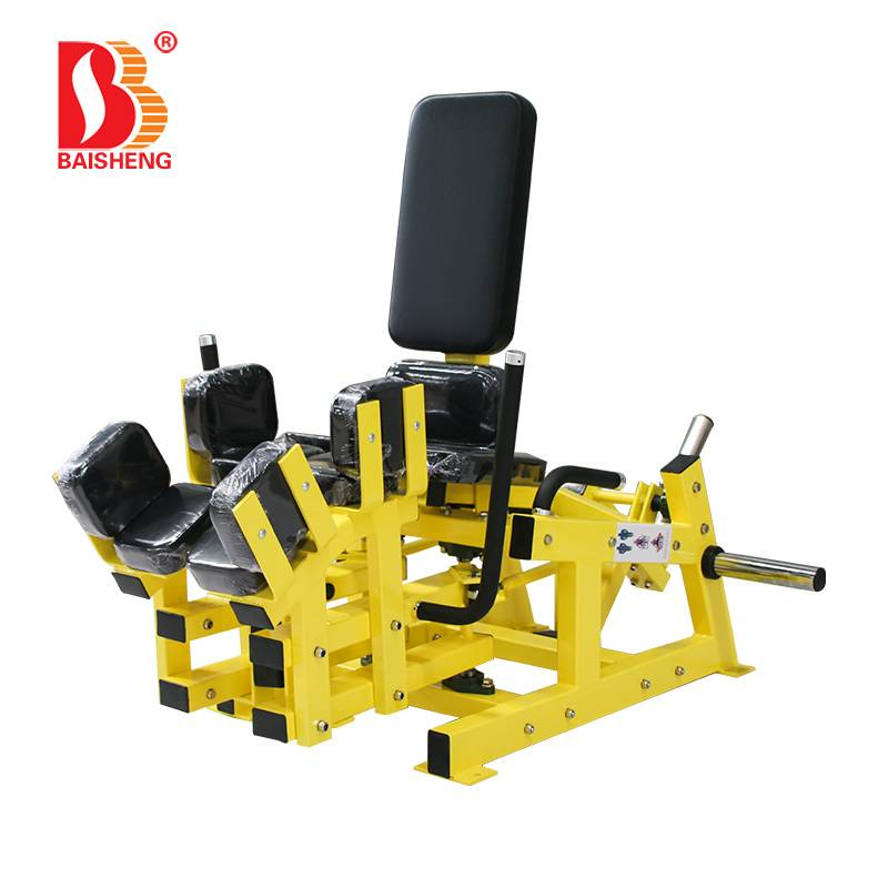 Best quality Hammer Strength Equipment - Plate Load Hip Abduction BS-D48 – Baisheng