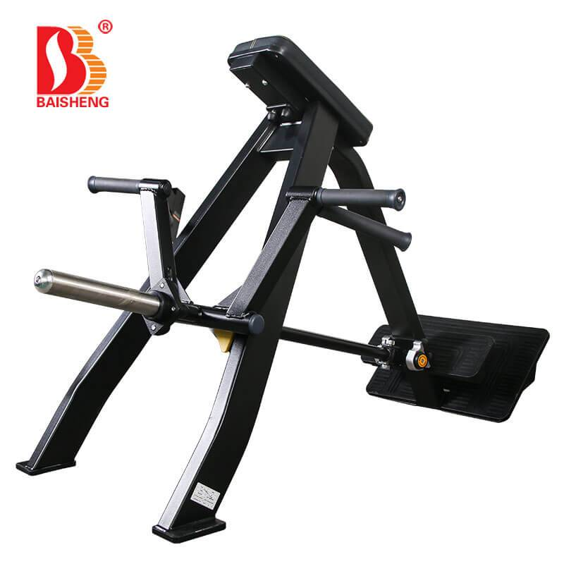 Chinese wholesale Wholesale Gym Equipment - Incline Level Row BS-F-1035 – Baisheng
