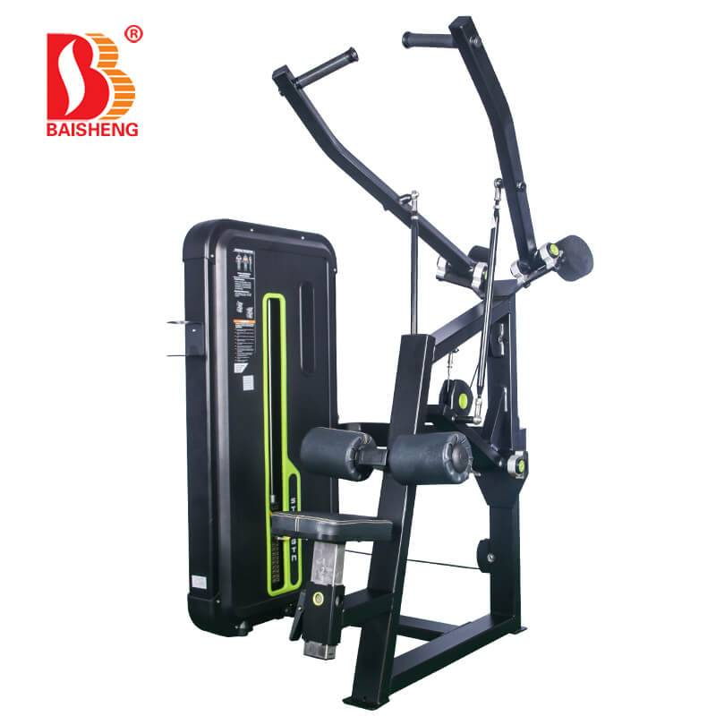 Manufacturer for Exercise Equipment For Legs - Pull Down BS-4006 – Baisheng