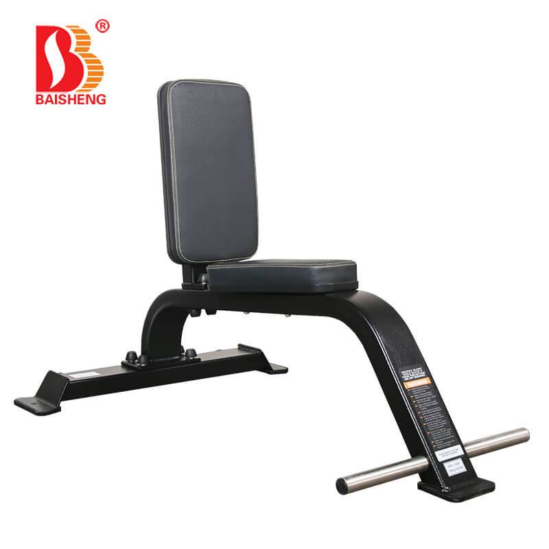 Factory Promotional Sports Equipment - Utility Bench BS-F-1039 – Baisheng