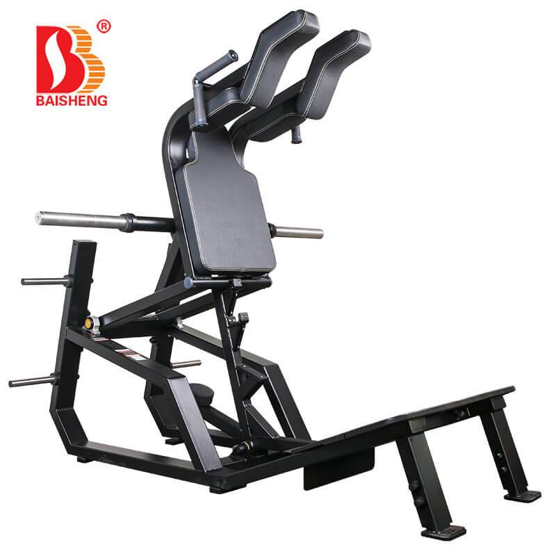 18 Years Factory Standing Leg Curl - Super Squat Machine BS-F-1029 – Baisheng