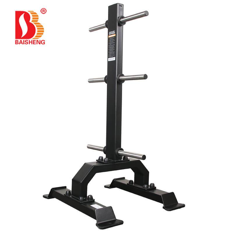 Factory Cheap Hot Bodybuilding Equipment - Weight Plate Tree BS-F-1048 – Baisheng