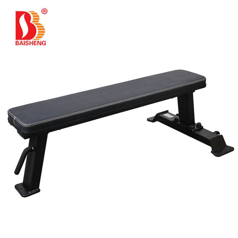18 Years Factory Standing Leg Curl - Flat Bench BS-F-1036 – Baisheng
