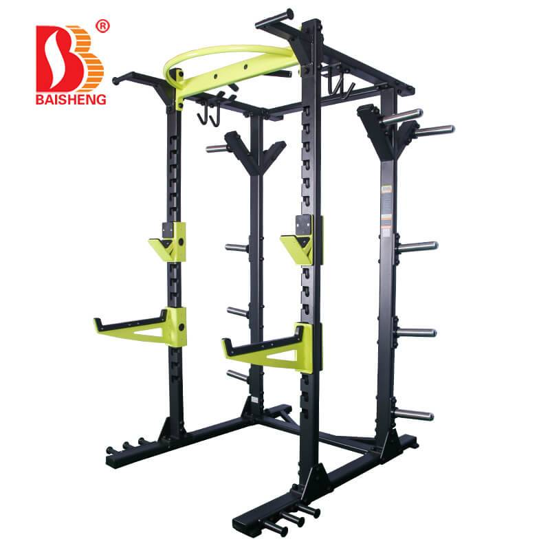 Manufacturer for Seated Calf Machine - Power Rack BS-F-1051 – Baisheng