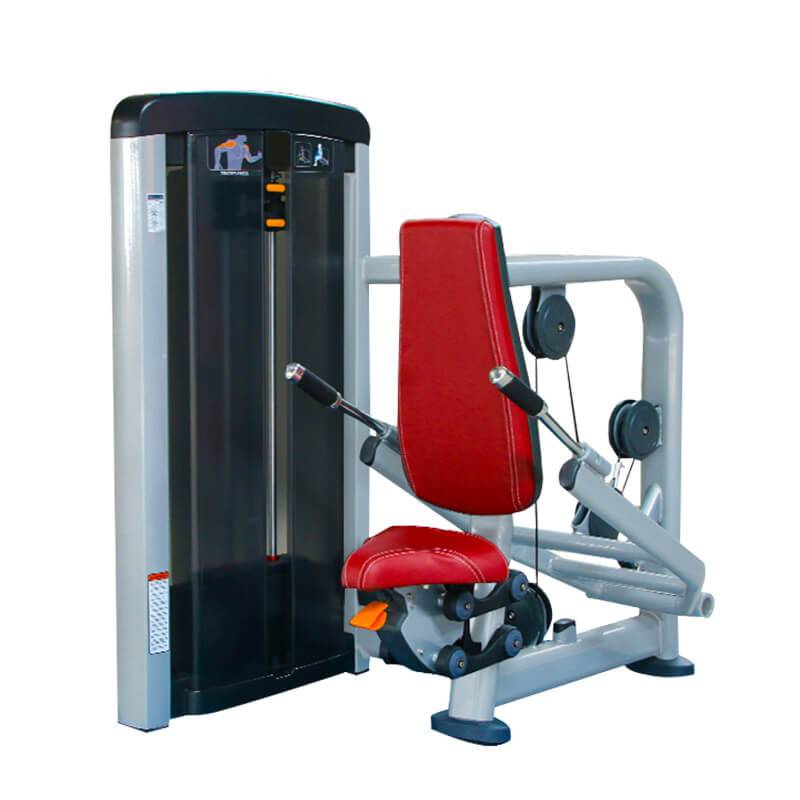 Europe style for Incline Level Row - Commercial Triceps Press Machine BS-ANS-3016 – Baisheng