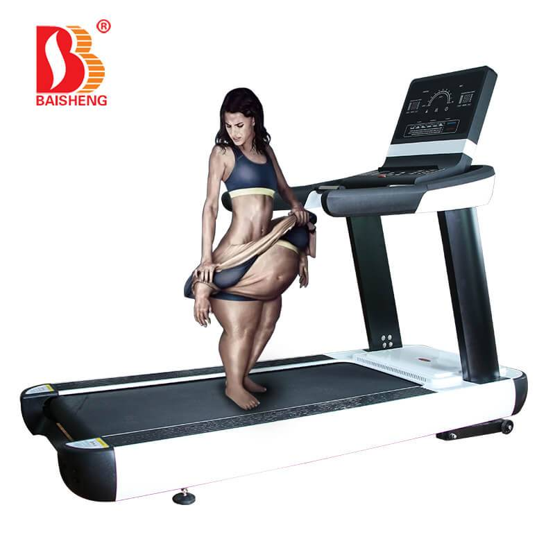 China Cheap price Curved Manual Treadmill - Commercial Treadmill BS-9003 – Baisheng detail pictures