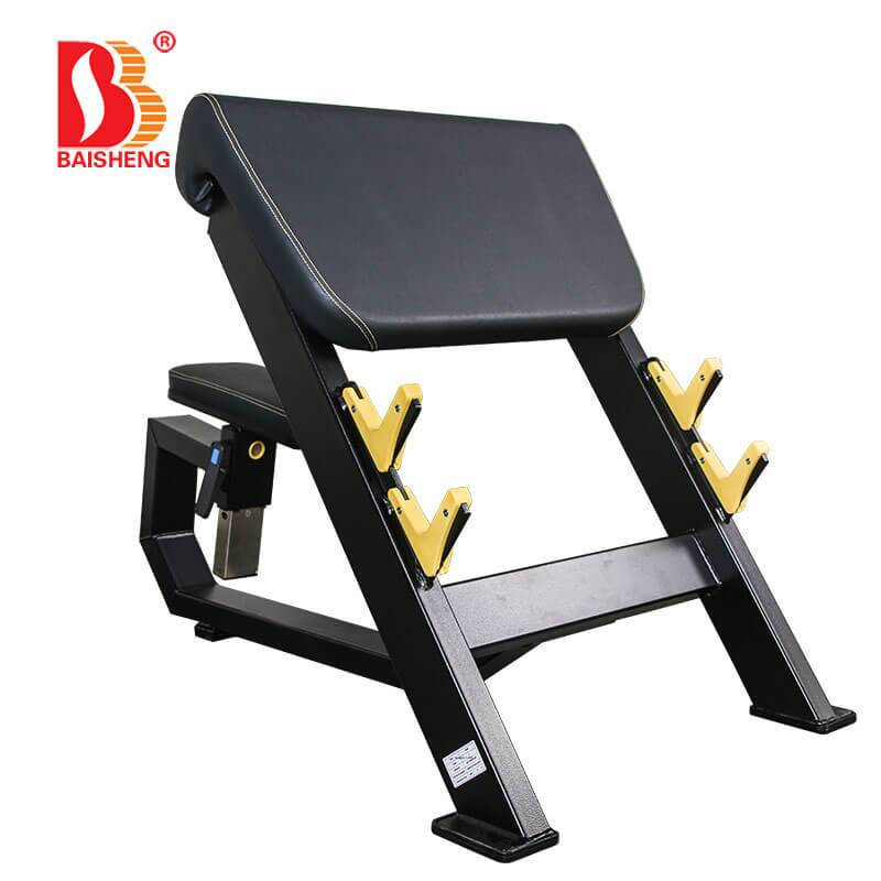 Good quality Commercial Weight Bench - Arm Curl Bench BS-F-1034 – Baisheng