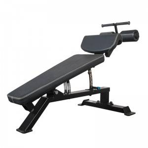 Commercial Sit Up Bench BS-F-1037 for Ab Exercise