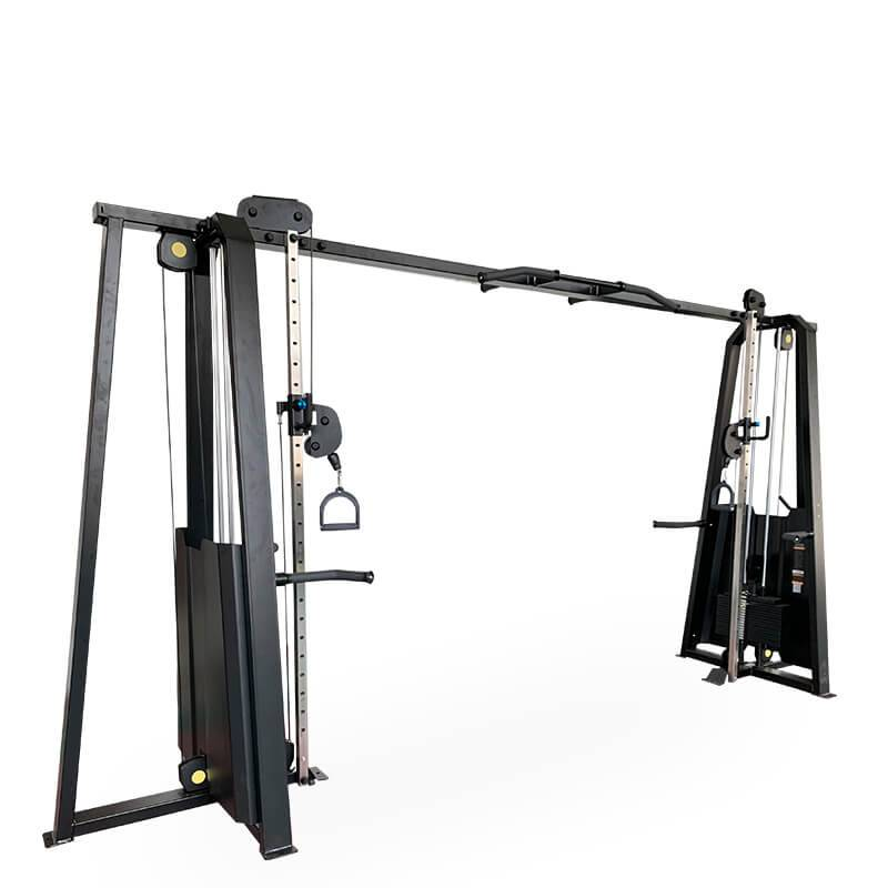 8 Year Exporter Shoulder Press - Commercial Adjustable Cable Crossover BS-F-1022 – Baisheng