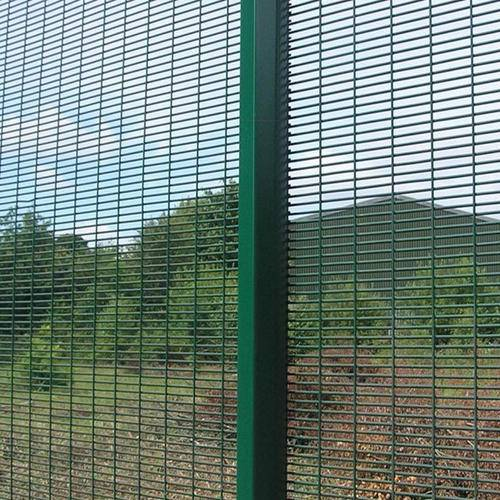 High security 358 Anti Theft Welded Iron Wire Mesh Fence