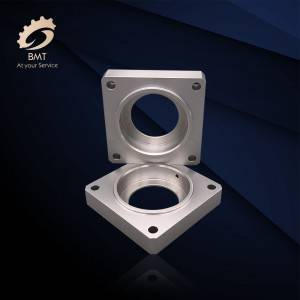 Cheapest Price  Customized Supplier Precision Cnc Machining Part - Custom CNC Machining Parts – Basile