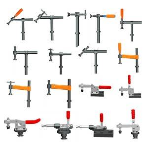 PriceList for 3d Welding Table Manufacturer - welding table Clamps – Bocheng