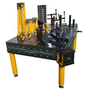 OEM Supply Adjustable Height Welding Table - D16 3D welding table – Bocheng