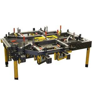 High reputation Customized 3d Welding Table - D22 3D welding table – Bocheng