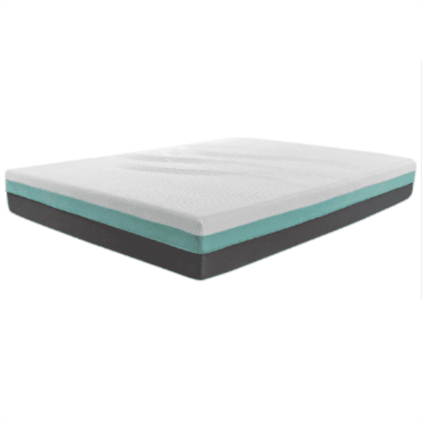 Vacuum pack plush Hybrid Rolling Inner Spring Mattress with CertiPUR-US Certified 3d mesh