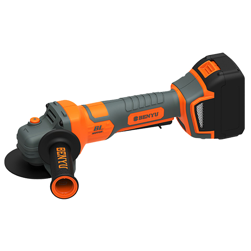 Cordless Brushless Angle Grinder Bl-jm1001/20v Featured Image