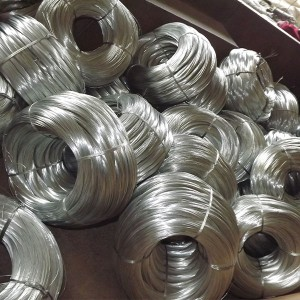 Best quality Razor Wire Mesh - Galvanized wire – Bestar Metal