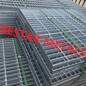 Good quality Chicken Wire Mesh - Steel Grating – Bestar Metal