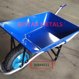 Low price for Cycle Tyre Tube - Wheel Barrow – Bestar Metal