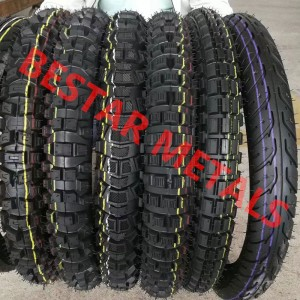 Short Lead Time for Tractor Wheel And Tyre - Motorcycle Tire and Tube – Bestar Metal