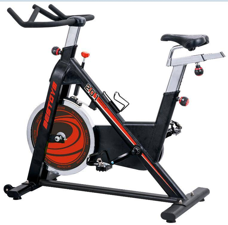 Deluxe Indoor Commercial Cycling Bike Cycle Trainer Exercise Bicycle