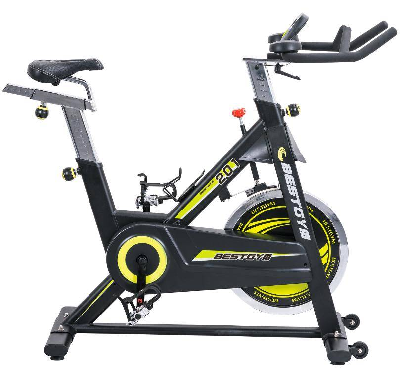 Indoor Cycle Exercise Stationary Bike spinning bike