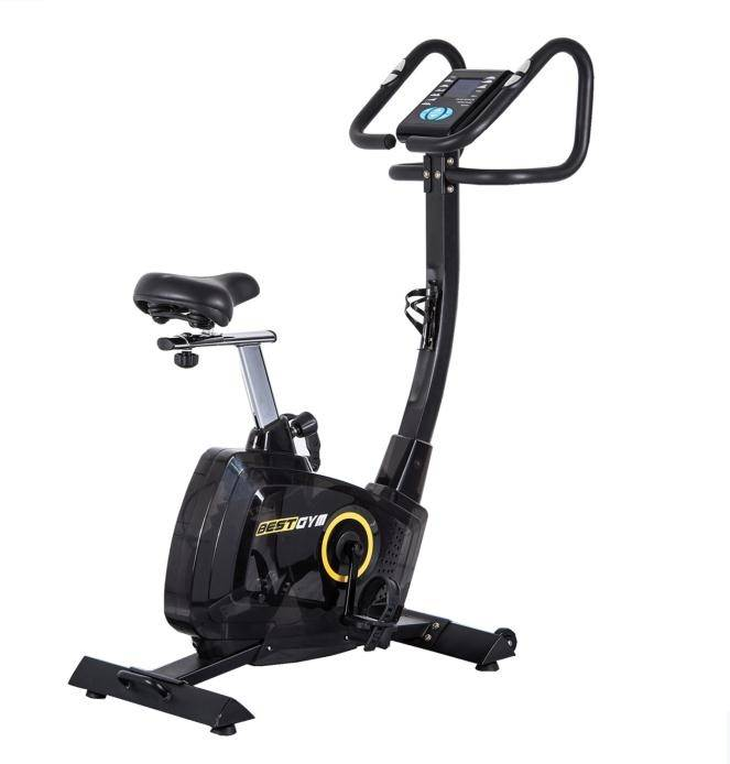 Wholesale Indoor Use Fitness Upright Magnetic Cycling Bike