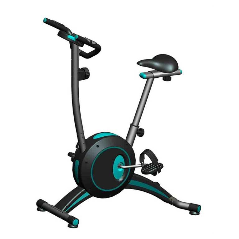 CE approved gym magnetic exercise upright Bike in gym equipment