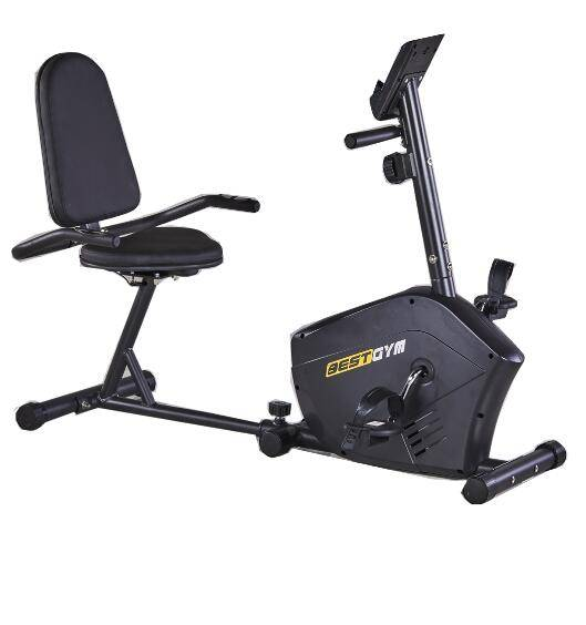 Best Price Gym Equipment Sear Stationary Magnetic Trainer Recumbent Exercise Fitness Bike