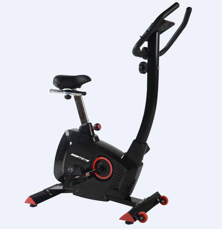 Magnetic Exercise Bike with Adjustable Resistance