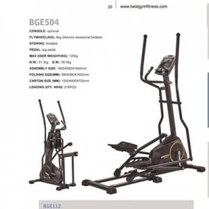 Elliptical Trainer Machines for Home Use SEMI c...