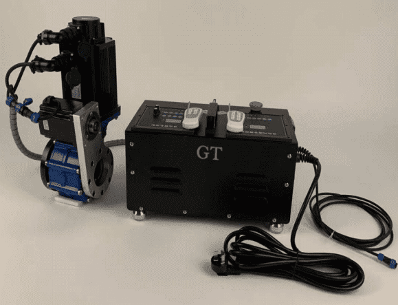 The Portable Boring Machine from GT