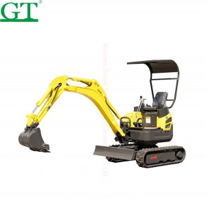 Hot-Sell Wacker N euson Mini Excavator 4TNV94L engine 1.0-4 ton- Small Excavator