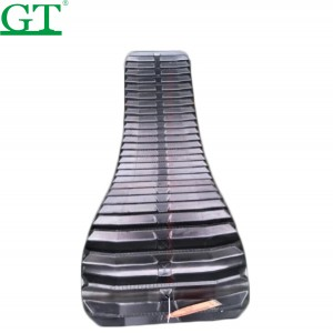 OEM Supply Caterpillar Track Shoe - PC30 PC40 PC45 PC60 PC75 rubber track – Globe Truth