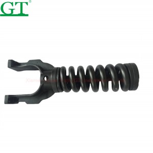 Sell Excavator E320L recoil spring track adjuster assembly spring recoil assy Idler adjuster excavator parts sf no.7Y1606