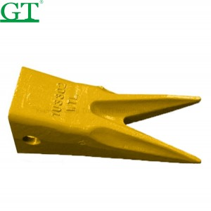 High reputation Komatsu Bucket Teeth - Sell 141-78-11253 teeth 234-785-1121 ripper tips – Globe Truth