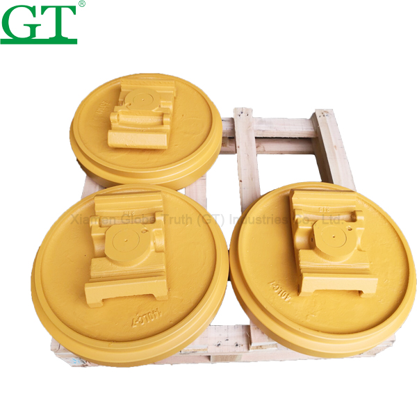 Online Exporter Excavator Tracks - Sell E325 Idler oem no.1028155 sf df berco no.CR5884 – Globe Truth