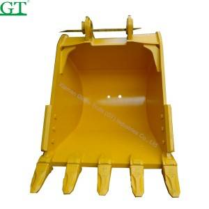 Sell hoe ditch cleaning 1919555 1500mm for excavator 416D mud bucket