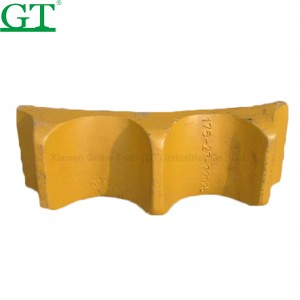 Bottom price Hitachi Ex200 Undercarriage - Sell construction segment D6C D6D 6P9102 5S0050 7P2706 sproket – Globe Truth