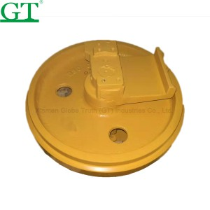 China Factory for Track Roller For Excavator - Sell new machine model  JCB front Idler JS210 – Globe Truth