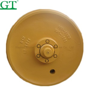 Manufacturer for Undercarriage Parts For Sale - Newly developed D51EX-22 chain idler wheels with part number 12Y-30-00011 – Globe Truth